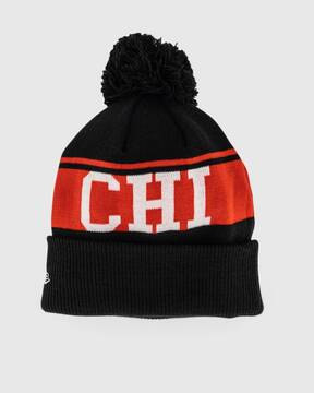 Chicago Bulls Knit Beanie